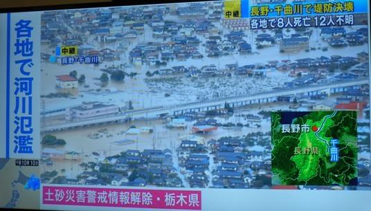 千曲川氾濫2