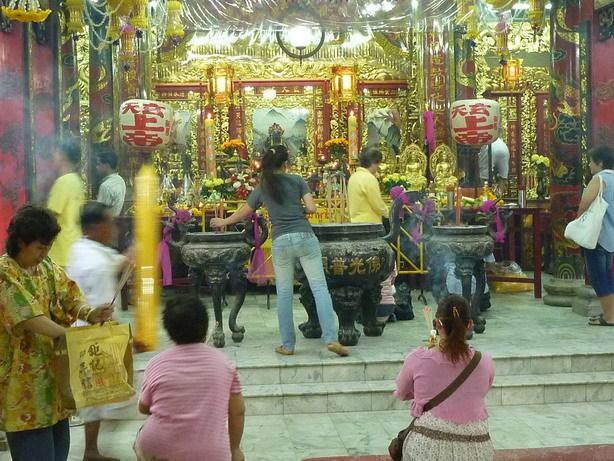 Tiger God Shrine 中華系の神社らしい_サイズ変更