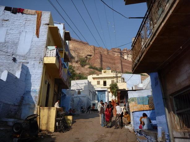 旧市街から望むメヘランガル2_サイズ変更