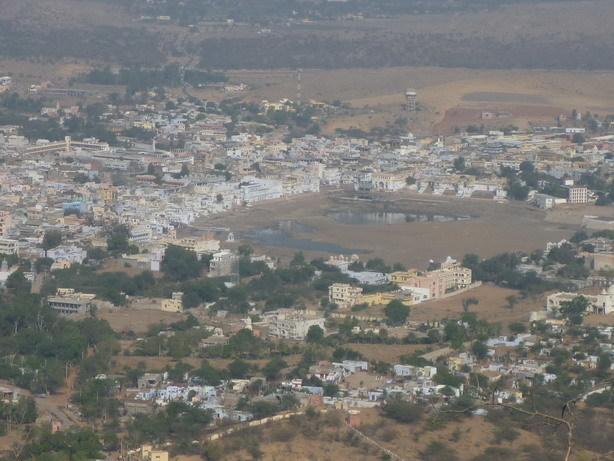 サーヴィトリ寺院からの眺め2_サイズ変更