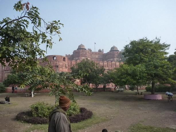 Agra Fort2_サイズ変更