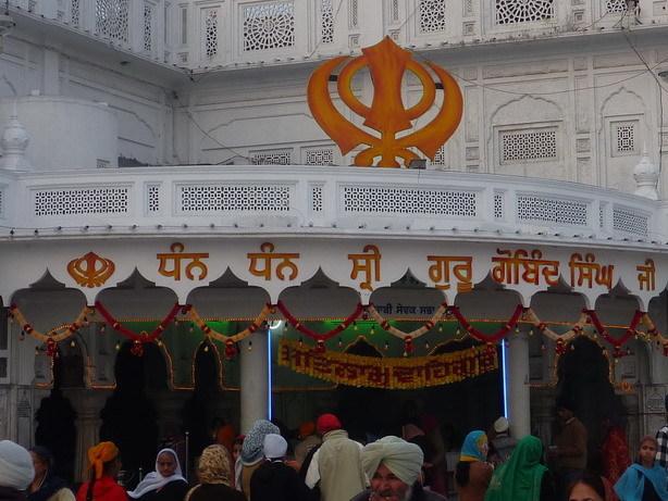 黄金寺院10 スィク教のシンボル_サイズ変更
