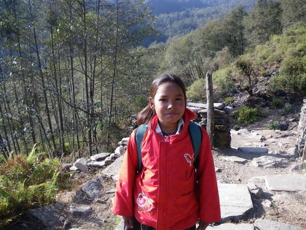 Komrong Dandaへの登り4_サイズ変更