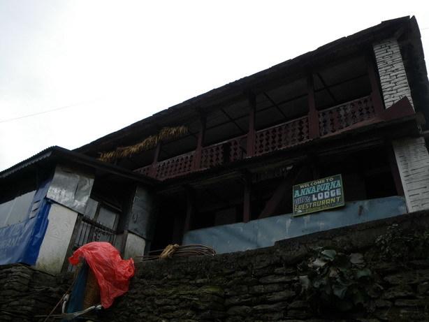 Annapurna View Lodge 外観1_サイズ変更