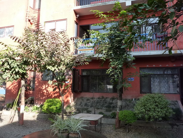 Namche Nepal Hotel外観_サイズ変更