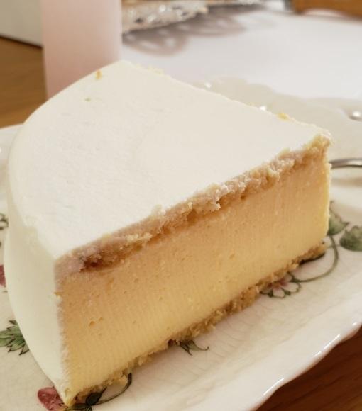 191013レアチーズケーキ2