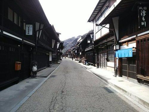 20奈良井宿