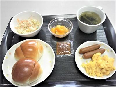 入院朝食1110