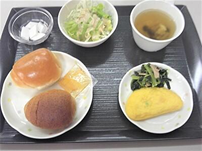 入院朝食1111