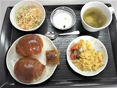 入院朝食1113