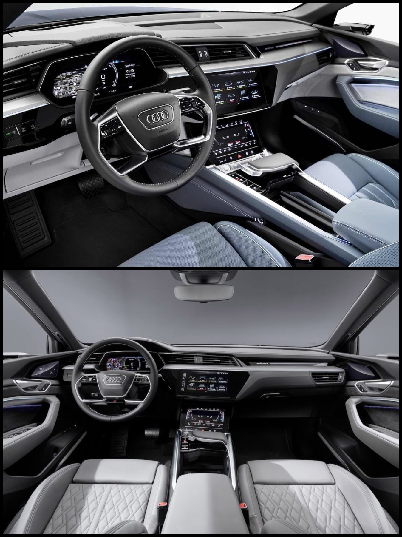 Audi e-tron Sportback アウディe-tron スポーツバック