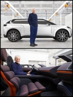 ダイソン幻のEV dyson electric car