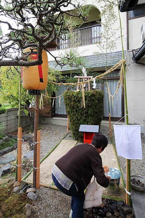 櫟原のオハキツキ 神幸祭2