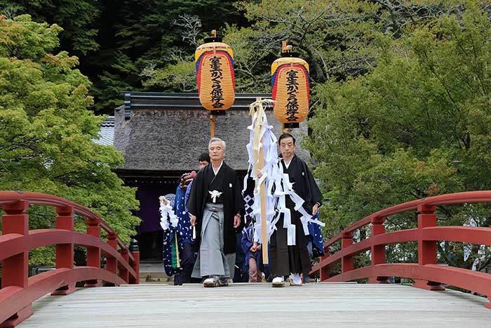 室生龍穴神社 秋祭り5