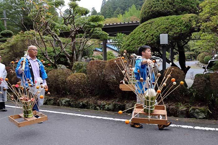 室生龍穴神社 秋祭り6