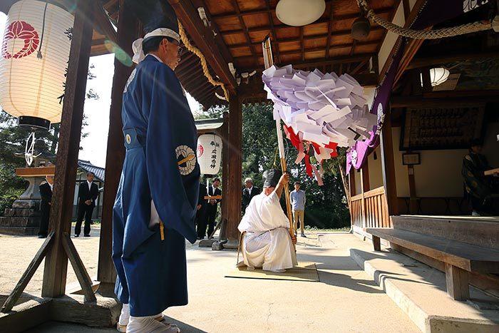 糸井神社 秋祭り3