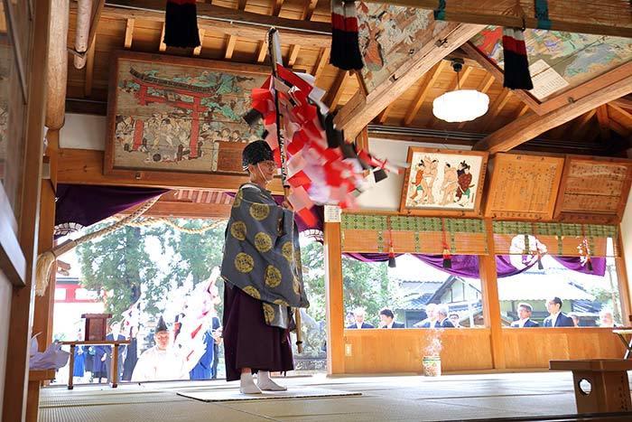 糸井神社 秋祭り4