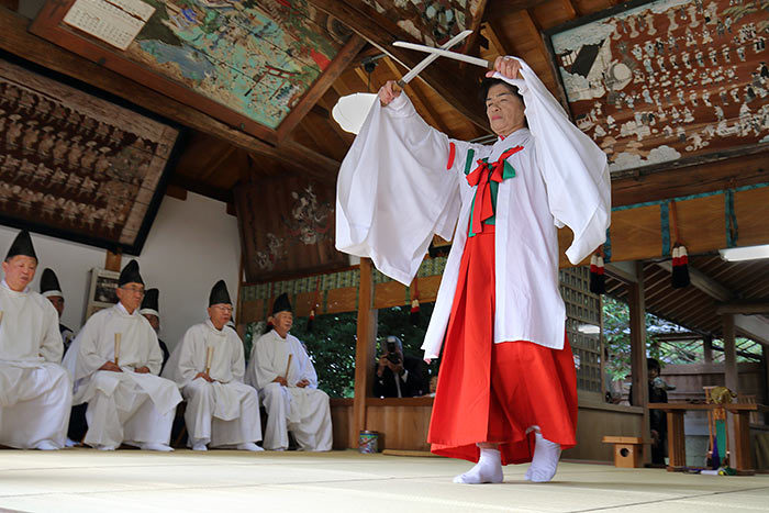 糸井神社 秋祭り5