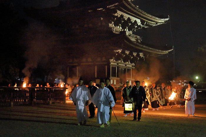 興福寺 慈恩会2
