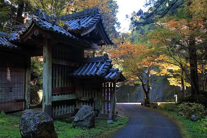 談山神社 紅葉8