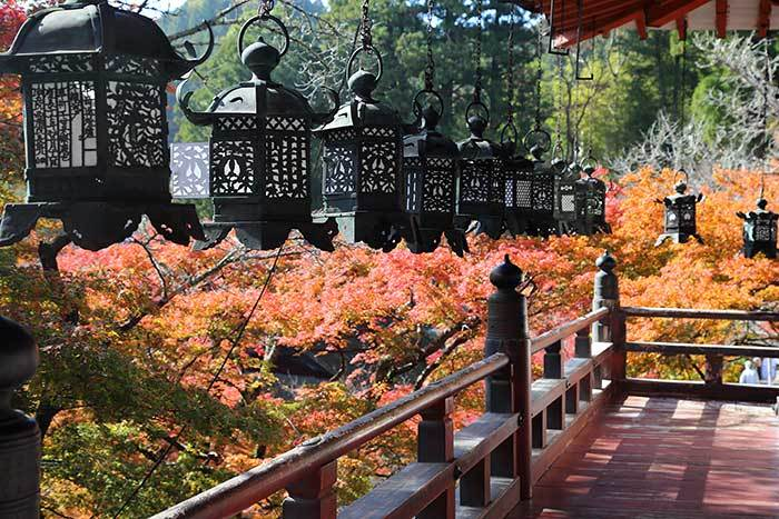 談山神社 紅葉7