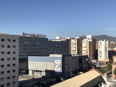 スペイン中東246マラガセルコテル眺望