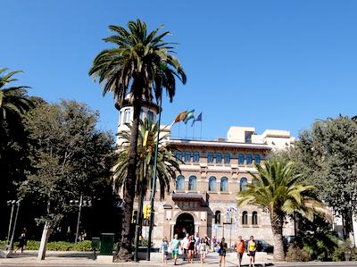 スペイン中東256マラガ大学