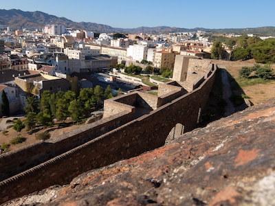 スペイン中東261マラガアルカサバ