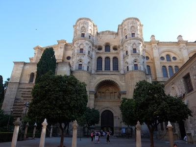 スペイン中東268マラガカテドラル