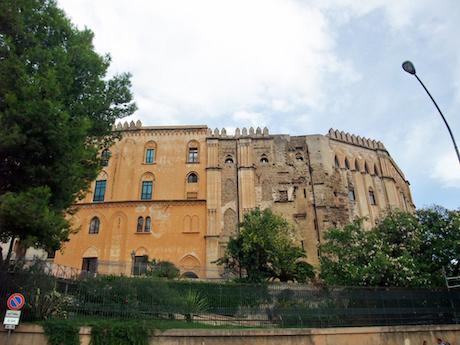 ノルマン王宮