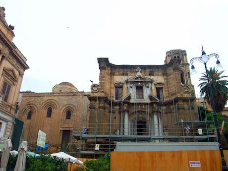 マルトラーナ教会1