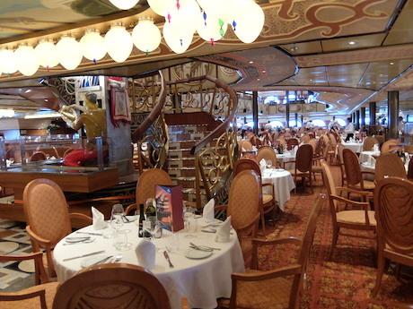 スペイン中東304コスタメディタラニアレストラン