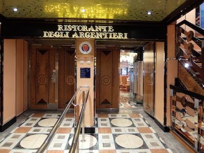 スペイン中東305コスタメディタラニアレストラン