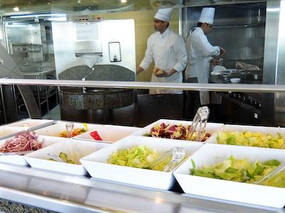 スペイン中東315コスタメディタラニアレストラン