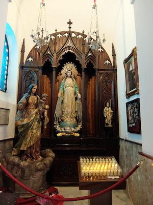 スペイン中東326カディスサンアントニオ教会