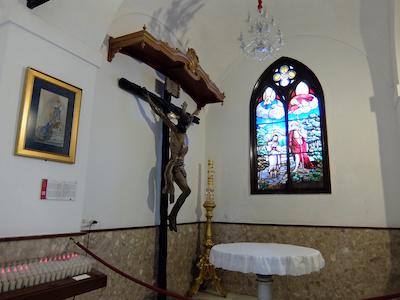 スペイン中東327カディスサンアントニオ教会