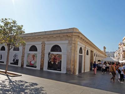 スペイン中東330カディス中央市場