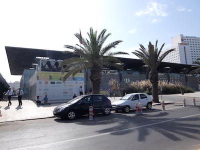 スペイン中東352カサブランカ駅