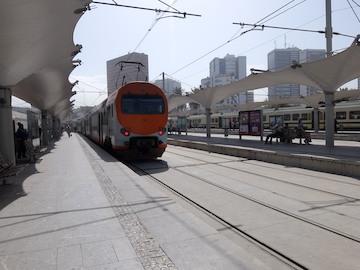 スペイン中東354カサブランカ駅