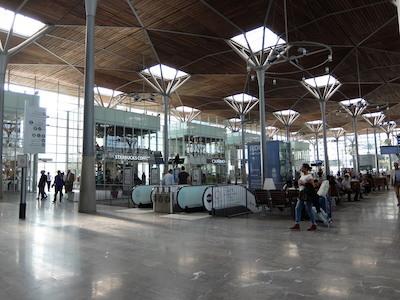 スペイン中東353カサブランカ駅