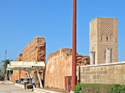 スペイン中東363ラバト世界遺産