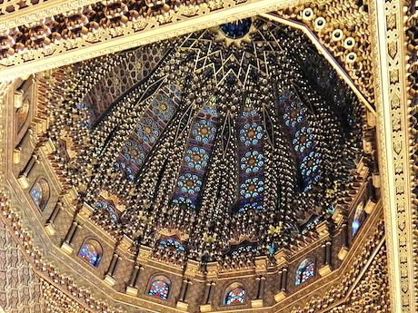 スペイン中東370ラバトムハンマド5世霊廟