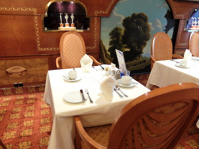 スペイン中東391コスタメディタラニアレストラン