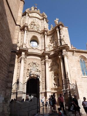 スペイン中東409バレンシア大聖堂