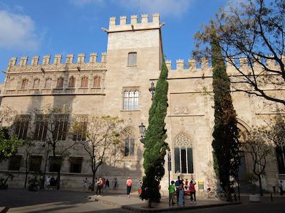スペイン中東413バレンシアラロンハ