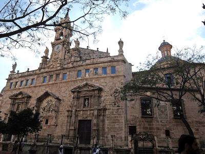 スペイン中東415バレンシアフィネス教会