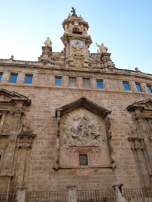 スペイン中東416バレンシアフィネス教会