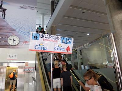 スペイン中東418バレンシアクルーズターミナル