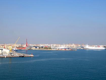 スペイン中東419バレンシア港