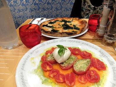 スペイン中東420コスタメディタラニアピザ